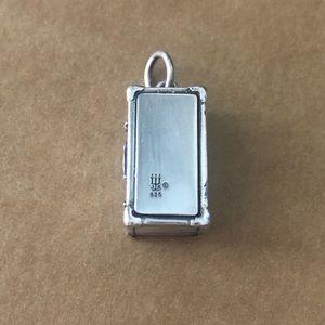 James Avery Jewelry - James Avery 925 RETIRED trunk charm